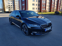 Skoda superb 2.0 shadow line active