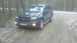 CHEVROLET TRAILBLAZER LPG