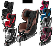 Recaro optia fix 9-18 + alus