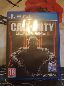 СD игра PS4 Call of duty black ops 3 (18+)