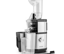 Соковыжималка Klarstein Fruitberry Slow Juicer 400W metallic
