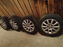 OPEL ASTRA VALUVELJED 16""