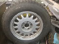 "BMW valuveljed 16"" + naastrehvid Hankook i - pike 225/60R16"