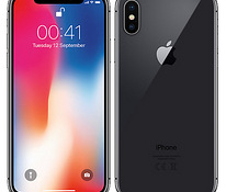 iPhone X 256Gb Grey heas korras