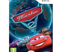 Nintendo Wii cars 2 pal rus new game