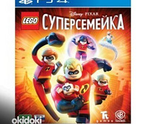 Lego the incredibles (ps4, xboxone)