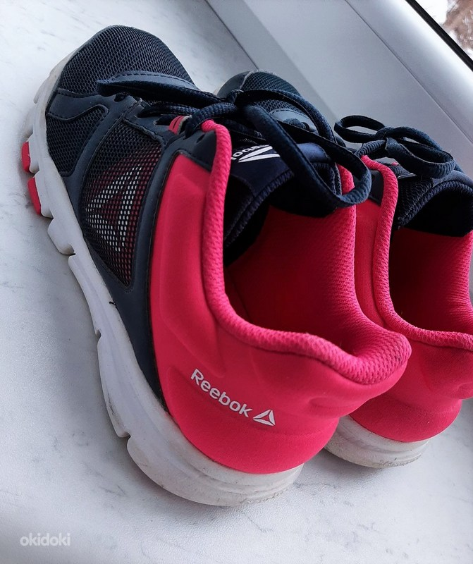 REEBOK botased tossud 36,5 UK4 1/2 (foto #2)