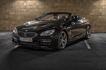 Autorent - BMW 6 CABRIO 4.0d Xdrive