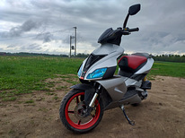 Aprilia SR50R Stage6 Roller/Mopeed
