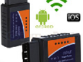 ELM WiFi OBD2 / OBD scanner iPhone iOS Android, uus