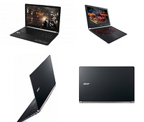 Игровой лаптоп ACER Aspire V15 Nitro Black Edition