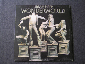 "Uriah Heep""Wonderworld"""