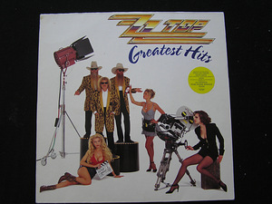 "ZZ Top ""Greatest Hits"""