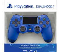 PlayStation 4 PS4 DualShock 4 Sinine Pult V2 uus Official