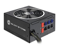 Блок питания sharkoon silent storm 560w sha560-135a
