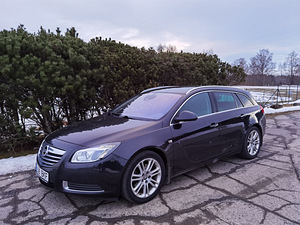 Opel Insignia Sports Tourer Cosmo 2.0d 118kw