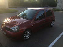 Renault Clio 2007a.