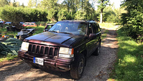 Jeep Grand Cherokee limited 5.2