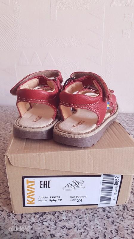 9c63ea74755 Uued Kavat täisnahast sandaalid, suurus 24 - 15,5cm - Tallinn - Mood ...