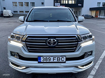 Toyota land cruiser 200 my 2018a d4d v8 4.5tdi chip ~280kw