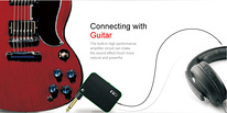 Portable Guitar Headphone Amplifier Fiio G01