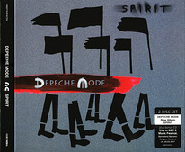 Depeche Mode ‎– Spirit / Live in BBC 6 Music Festival 2CD