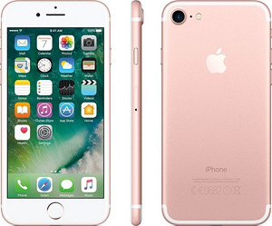 iPhone 7 32GB, valge - pink gold A1778