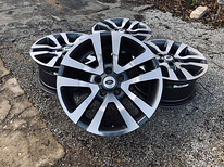 "19"" 5x120 Land Rover valuveljed"