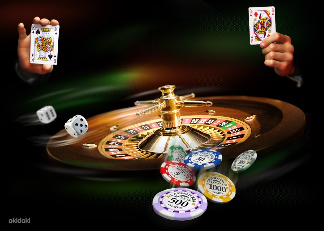 онлайн казино терминалы