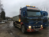 Volvo FH16 Multilift 16.0 346kW
