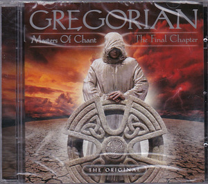 CD GREGORIAN-Masters Of Chant X:The Final Chapter
