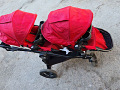 Baby Jogger City Select Double + vankrikorv