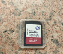 Sd card VW Seat Skoda rns 315 V8