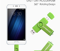 16gb usb flash drive pc/mac for android