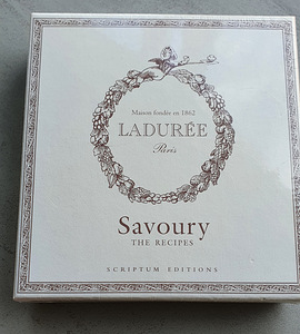 LADURÉE - Savoury The Recipes