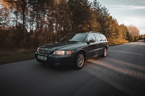 Volvo V70 2007.a manuaal 2.4d 93kw