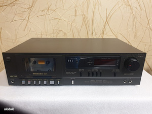Technics RS-M24 Stereo kassetimakk