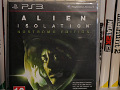 Alien Isolation Nostromo Edition Ps3 Playstation 3