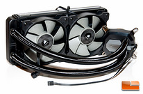 Corsair CPU Cooler H100i v2 Extreme