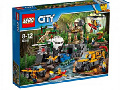 LEGO City Jungle Explorers Džungli uurimislaager 60161