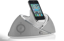 JBL OnBeat kõlar, iPhone 4s, iPad 3 gen, 30 pin, AUX, Apple