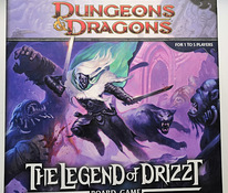 Lauamäng Dungeons & Dragons: The Legend of Drizzt