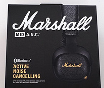 Marshall Mid A.N.C. Bluetooth Active Noise Cancelling, uued