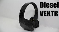Diesel Monstr VEKTR On-Ear, uus