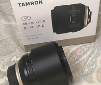 Tamron 85mm f/1.8 Di VC USD for Nikon