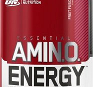 Optimum Nutrition Essential AmiN.O. Energy, Fruit Fusion