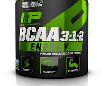 MusclePharm BCAA 3:1:2 Energy - Watermelon, Blue Raspberry