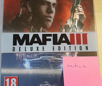 Mafia III Deluxe Edition, PS4, Playstation 4