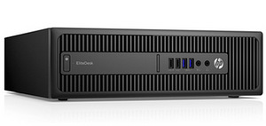 HP EliteDesk 800 G2 SFF i5 240 ГБ SSD