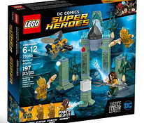 Uus Lego Super Heroes Battle of Atlantis 76085 (197osa)